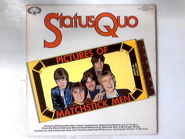 Pictures Of Matchstick Men LP By Status Quo