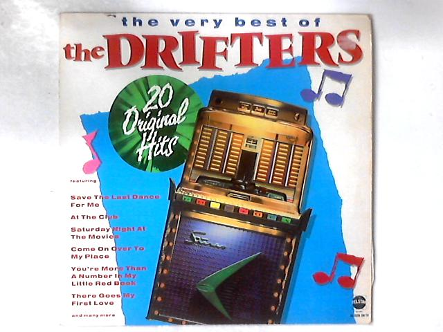 The Very Best Of LP COMP By The Drifters