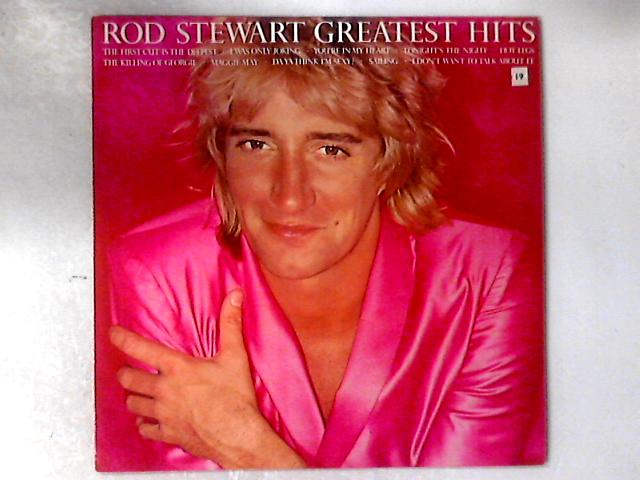 Greatest Hits Vol. 1 LP COMP By Rod Stewart