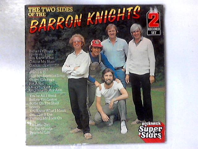 The Two Sides Of The Barron Knights 2xLP GATEFOLD By The Barron Knights