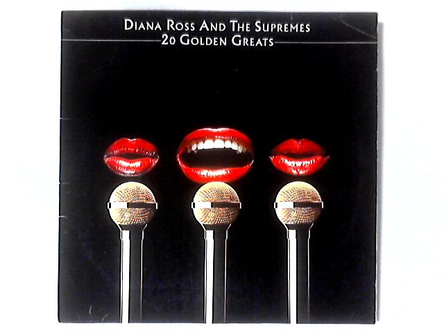 20 Golden Greats LP COMP By The Supremes