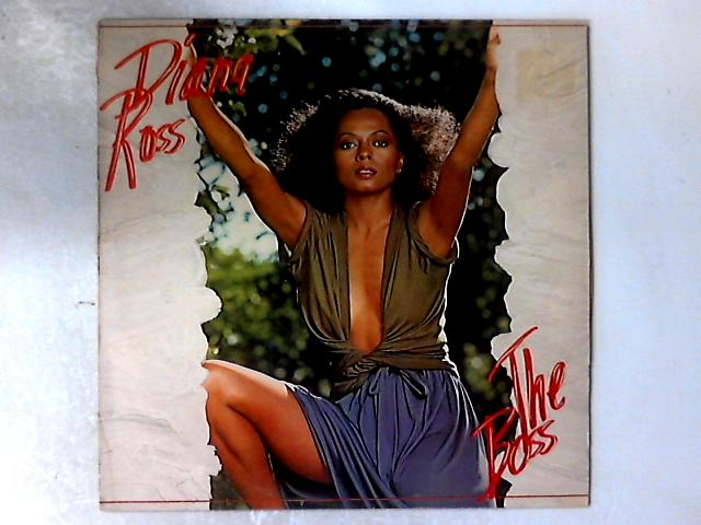 The Boss LP By Diana Ross