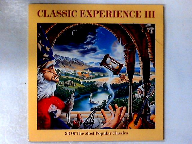 Classic Experience III 2xLP COMP GATEFOLD By Various