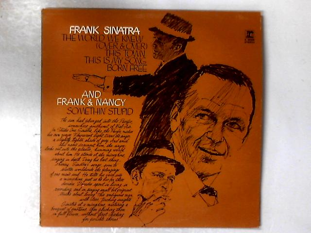 The World We Knew LP By Frank Sinatra