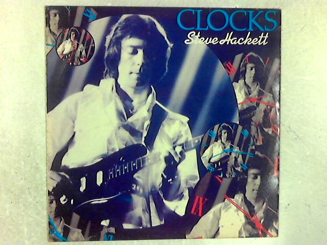 Clocks 12in Single By Steve Hackett