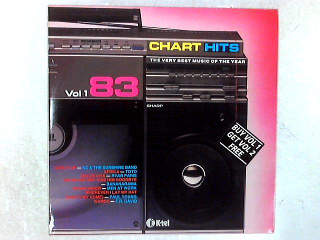Chart Hits 83 - Vol.1 COMP LP By Various