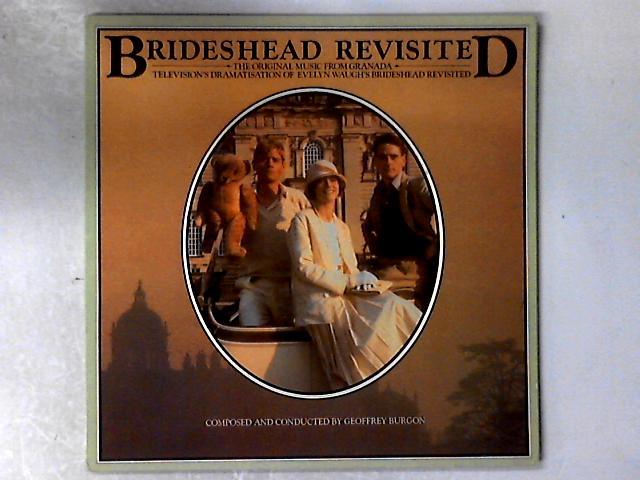 Brideshead Revisited LP GATEFOLD By Geoffrey Burgon