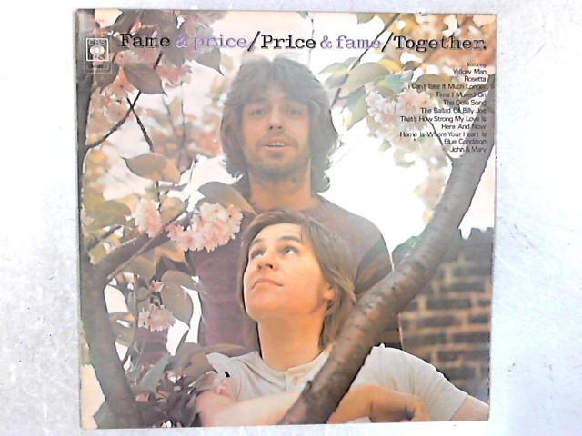 Together LP By Georgie Fame & Alan Price