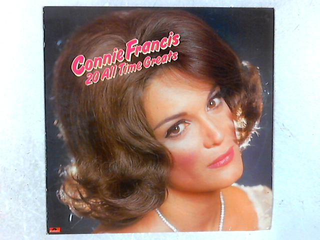 20 All Time Greats LP By Connie Francis