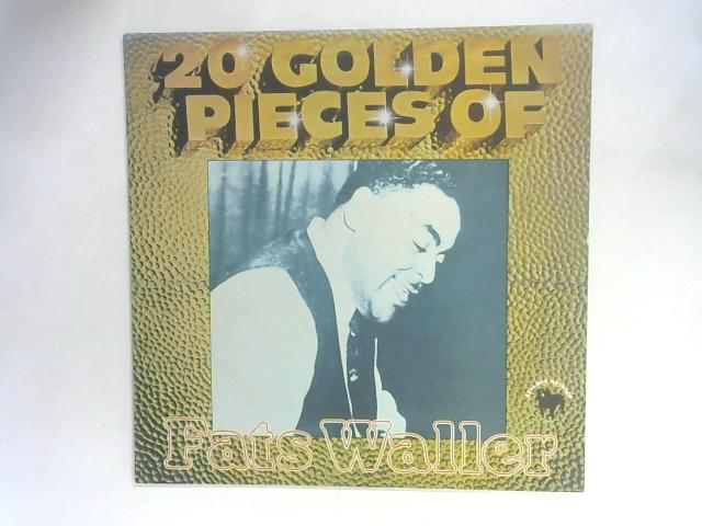 20 Golden Pieces Of Fats Waller LP By Fats Waller