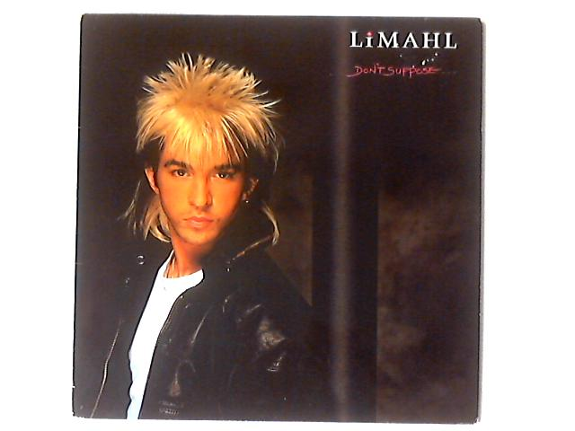 Don't Suppose LP By Limahl