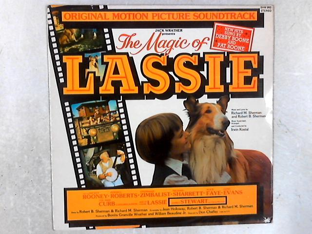 The Magic Of Lassie LP By Various