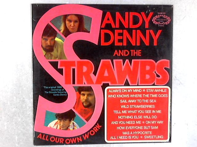 All Our Own Work LP By Sandy Denny
