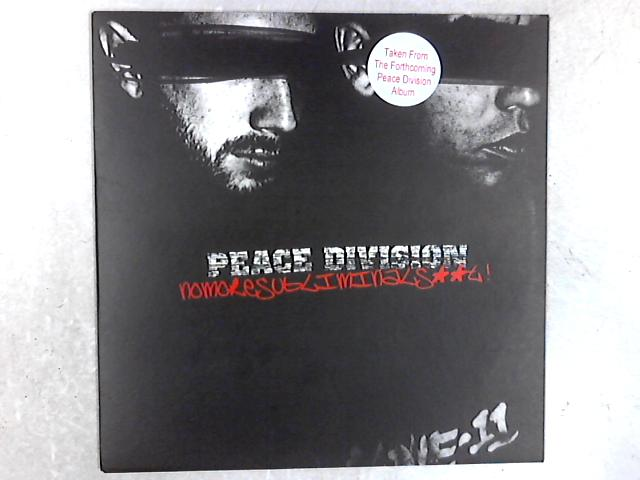 No More Subliminal Shit 12in Single By Peace Division