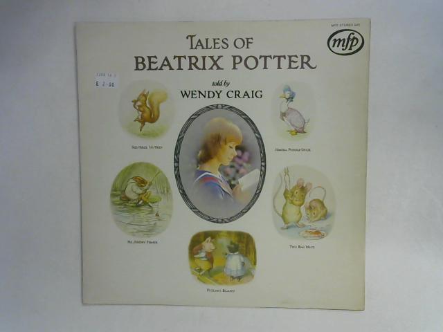 Tales Of Beatrix Potter LP By Wendy Craig