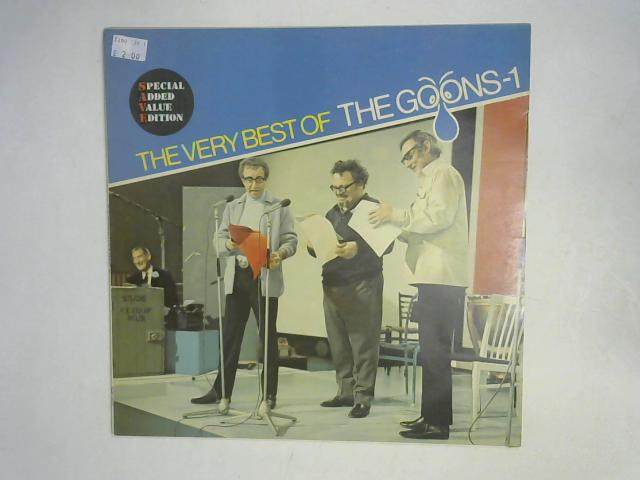 The Very Best Of The Goons - 1 LP By The Goons