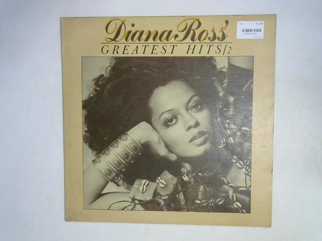 Diana Ross' Greatest Hits / 2 LP By Diana Ross