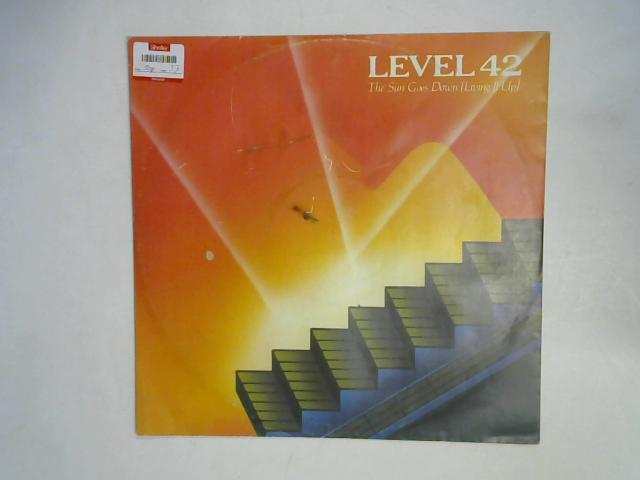 The Sun Goes Down (Living It Up) 12in Single By Level 42