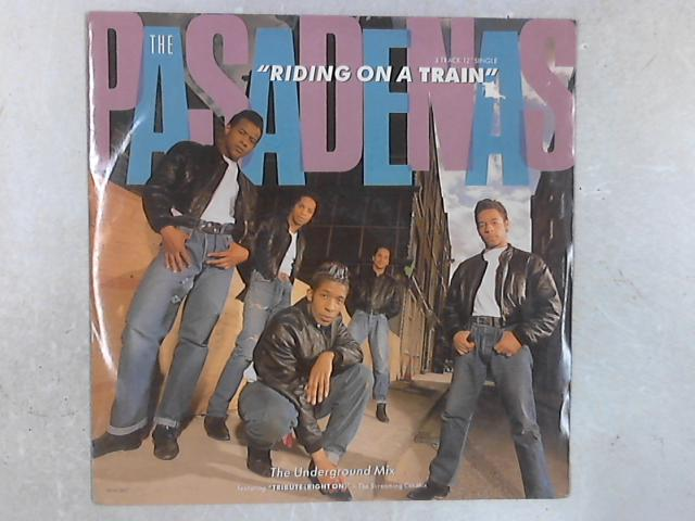 Riding On A Train (Underground Mix) 12in Single By The Pasadenas