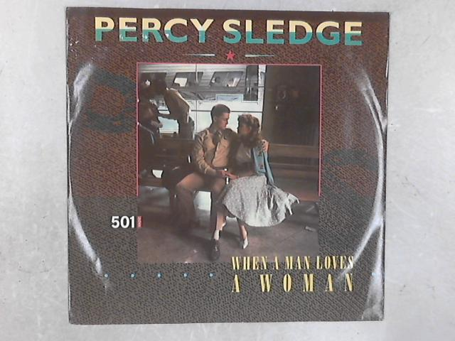 When A Man Loves A Woman 12in Single By Percy Sledge