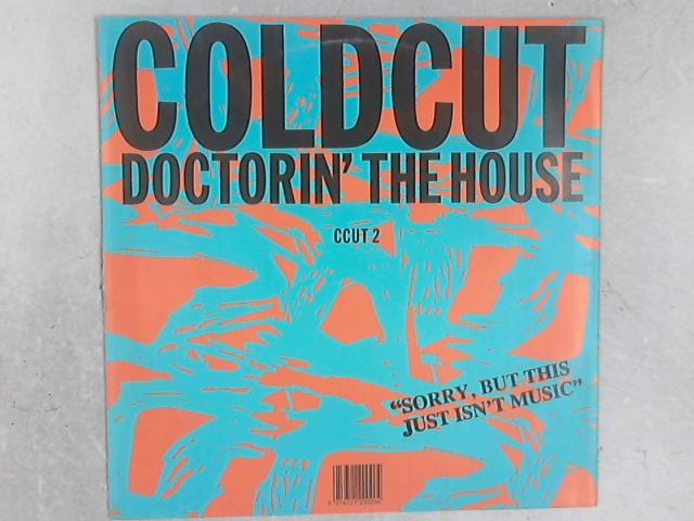 Doctorin' The House 12in Single By Coldcut