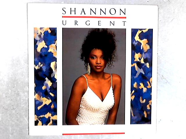 Urgent 12in Single By Shannon