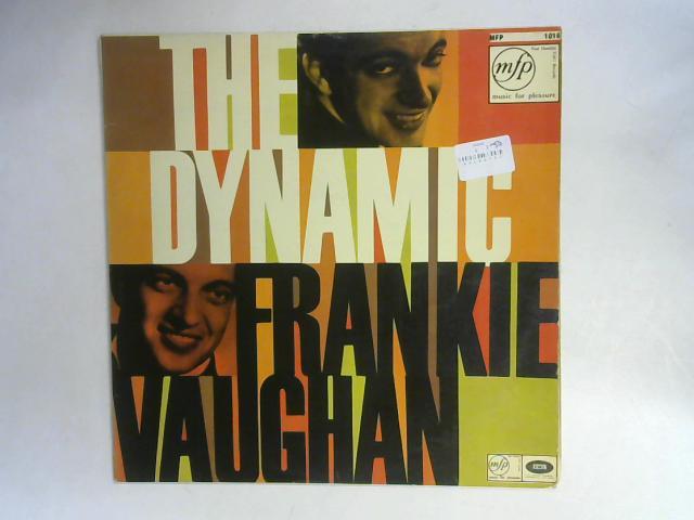 The Dynamic Frankie Vaughan LP By Frankie Vaughan
