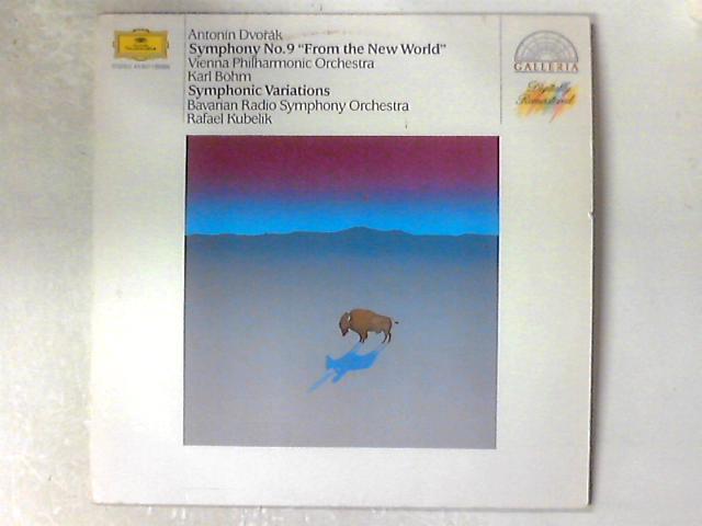 Symphonie Nr. 9 »Aus Der Neuen Welt« / Symphonische Variationen LP By Antonn Dvok