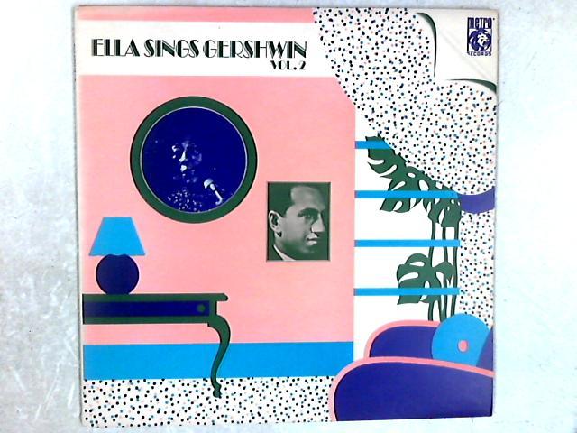 Ella Sings Gershwin Vol. II 2xLP By Ella Fitzgerald