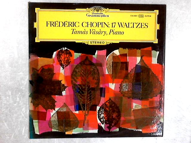 17 Valses LP By Frdric Chopin