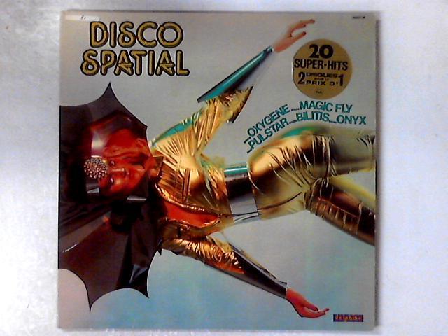 Disco Spatial 2xLP COMP GATEFOLD By Various