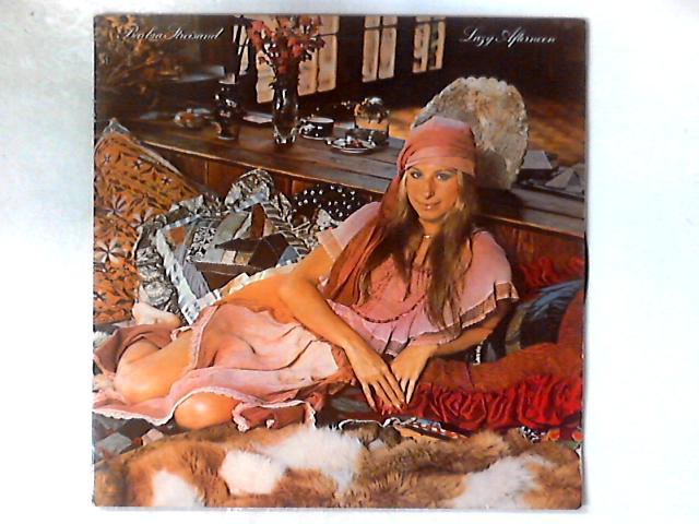 Lazy Afternoon LP GATEFOLD By Barbra Streisand