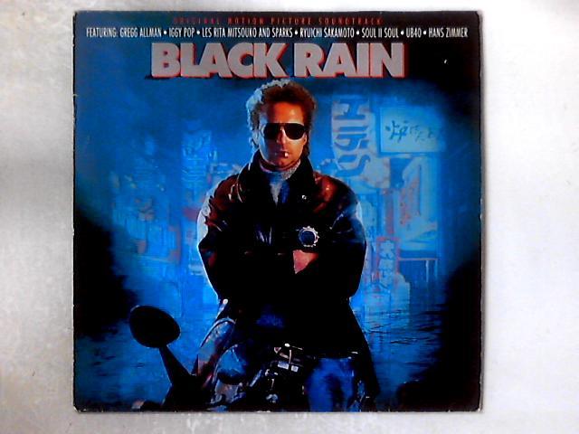 Black Rain (Original Motion Picture Soundtrack) LP By Various