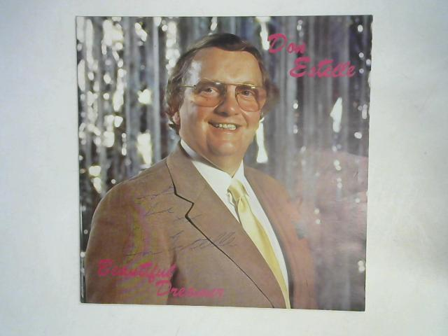 Beautiful Dreamer LP Signed By Don Estelle