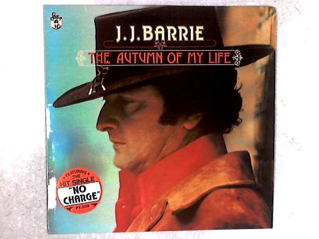 The Autumn Of My Life LP By J. J. Barrie