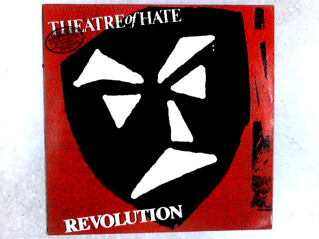 Revolution LP By Theatre Of Hate