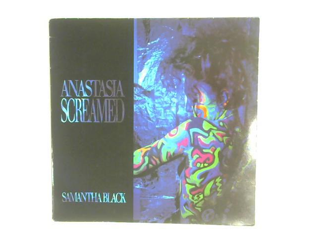 Samantha Black 12in Single By Anastasia Screamed