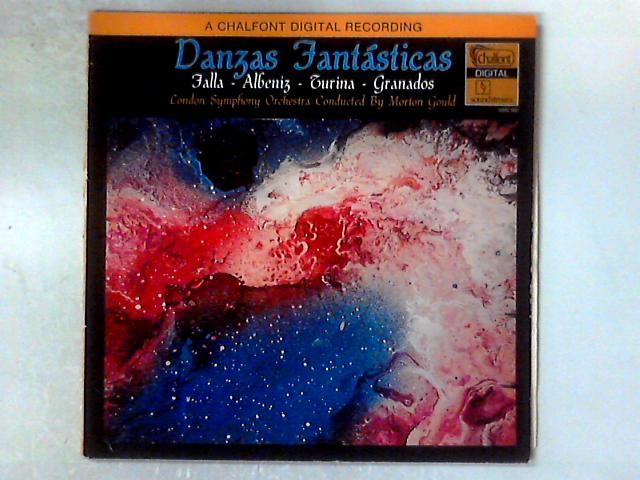 Danzas Fantasticas LP GATEFOLD By The London Symphony Orchestra