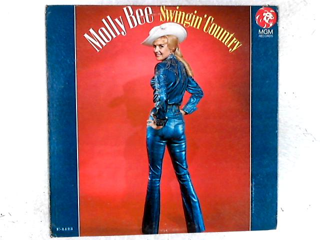Swingin' Country LP By Molly Bee