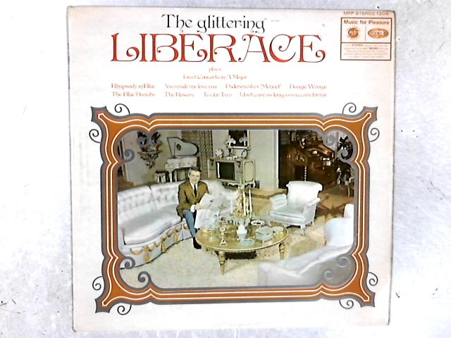 The Glittering Liberace LP By Liberace
