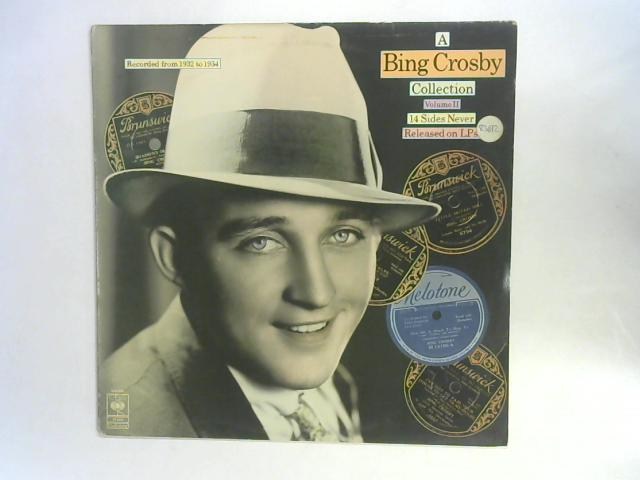 A Bing Crosby Collection, Volume II LP MONO By Bing Crosby