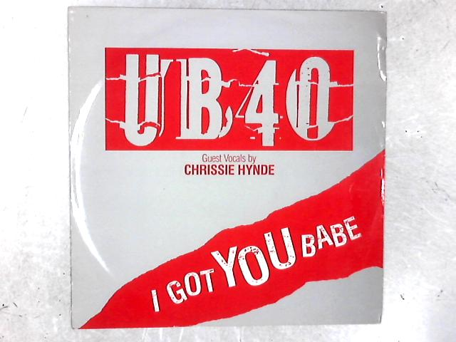 I Got You Babe 12in Single By UB40