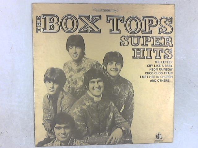 Super Hits LP By Box Tops