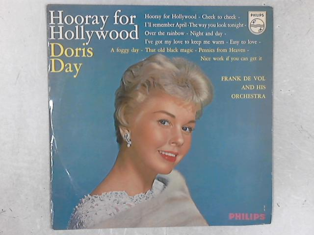 Hooray For Hollywood LP By Doris Day