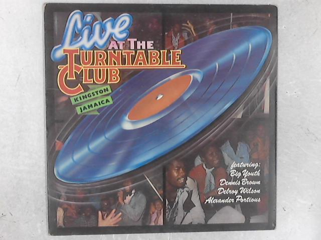 Live At The Turntable Club, Kingston, Jamaica LP By Various