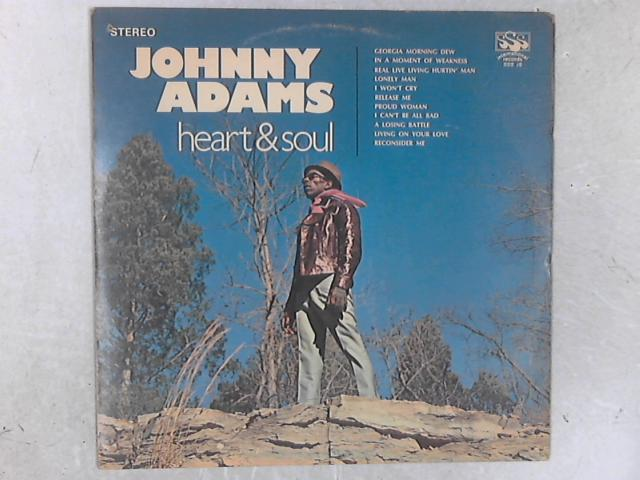 Heart & Soul LP By Johnny Adams