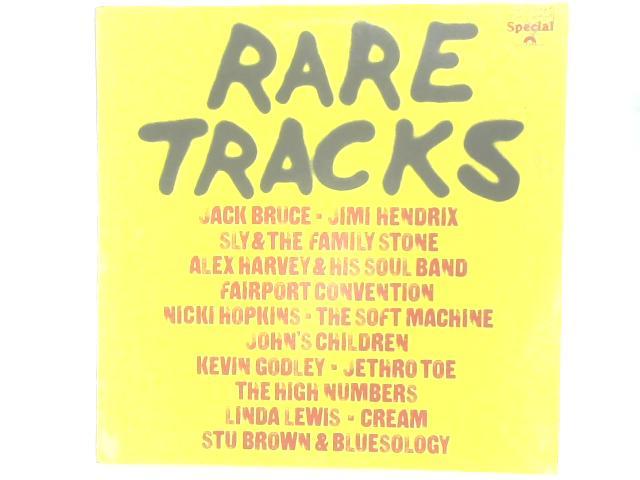 Rare Tracks COMP By Various