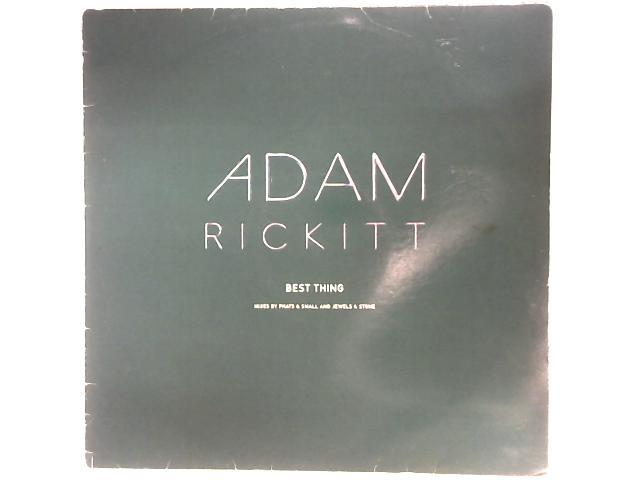 Best Thing 12in Single By Adam Rickitt