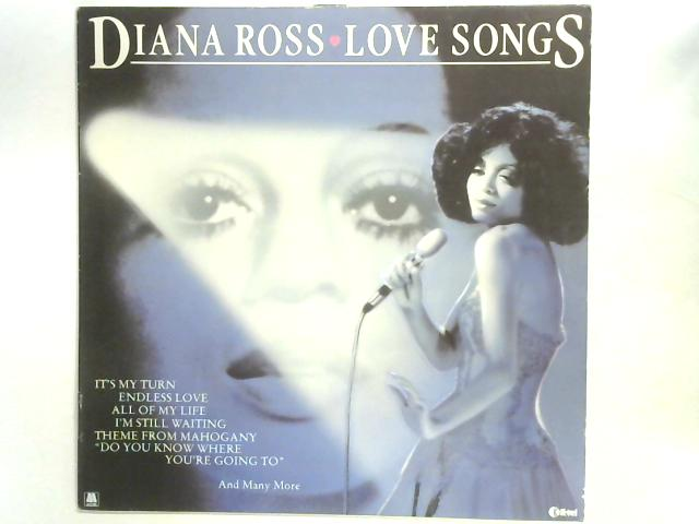 Love Songs COMP By Diana Ross