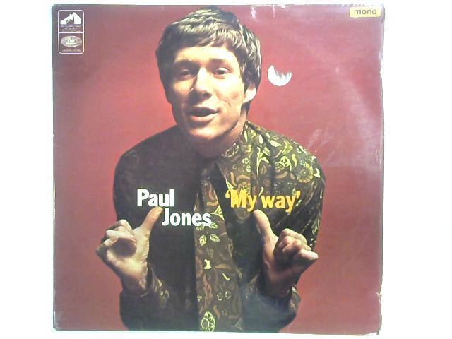 My Way LP By Paul Jones